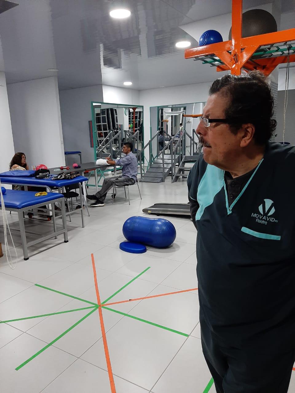 Medico especializado en Medicina Física y Rehabilitación